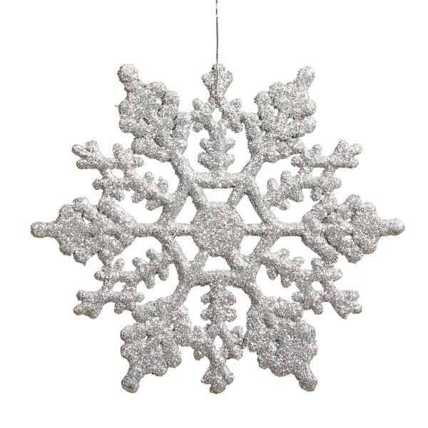 Glitter Snowflake Wayfair