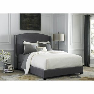 Dellinger Upholstered Panel Bed By Darby Home Co