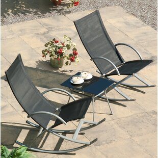 Encline Rocking Chair By Sol 72 Outdoor