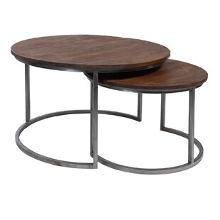 Madilynn 2 Piece Coffee Table Set By Williston Forge