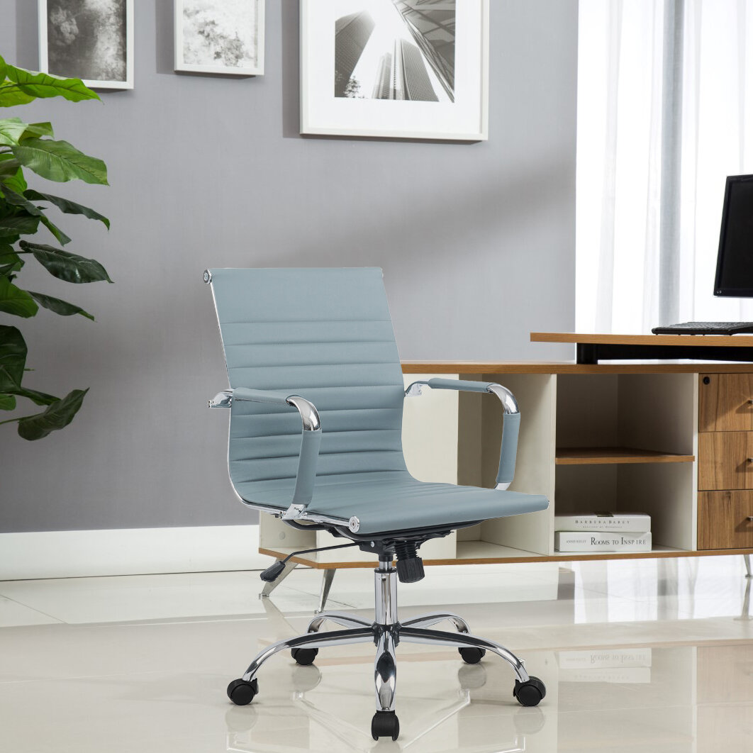 Porthos Home Ardin High Back Desk Chair U0026 Reviews | Wayfair