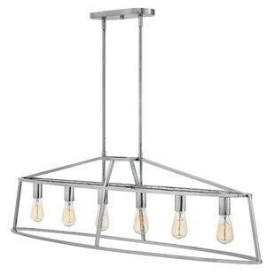 Hinkley Lighting Middleton 6 Light Kitchen Island Pendant