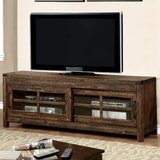 Albertina Solid Wood TV Stand for TVs up to 88 by Loon Peak®