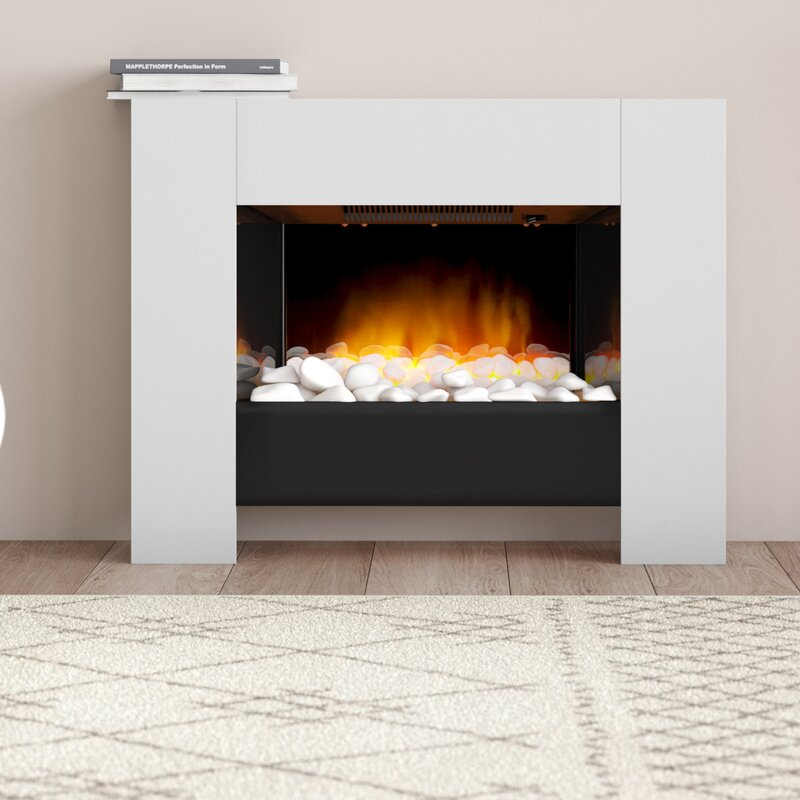 Dimplex Chesil Electric Fireplace Reviews Wayfair Co Uk