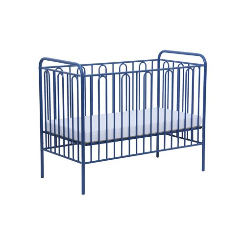 Crowell Cot Isabelle & Max Colour: Blue