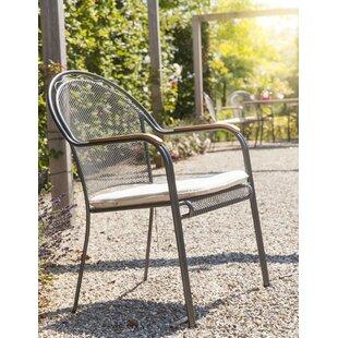 Sapienza Stacking Garden Chair (Set Of 4) By Sol 72 Outdoor
