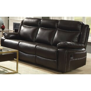 Henslee Reclining Sofa by Red ..