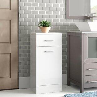 William 35cm W X 77cm H Free-Standing Cabinet By Zipcode Design