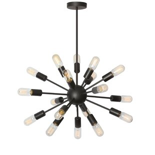 Valentina 18-Light Sputnik Chandelier