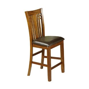 Schueller 26 Bar Stool (Set of 2) DarHome Co