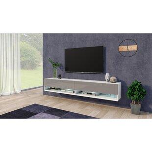 TV-Lowboards: Ausrichtung - Hängend zum Verlieben | Wayfair.de