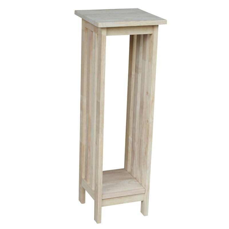 Well-known Laurel Foundry Modern Farmhouse Lunenburg Plant Stand & Reviews  DY77