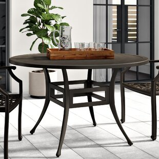 Premont Metal Dining Table by Greyleigh