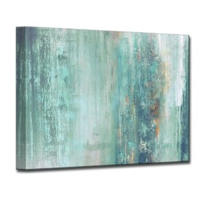 Canvas prints paintings you 39 ll love wayfair for Abstract salon of the arts