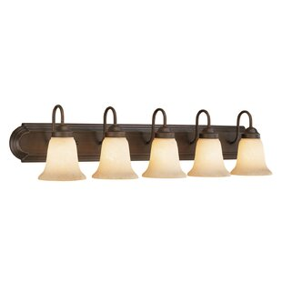 Compare & Buy Wallasey 5-Light Vanity Light By Fleur De Lis Living