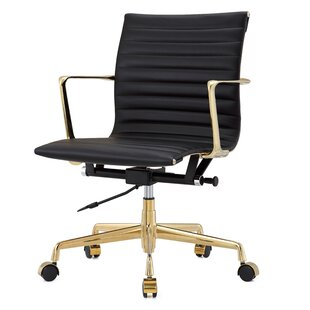 Best Price Aniline Leather Office Chair by Meelano Reviews (2019) & Buyer's Guide