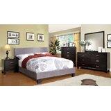 Pardeesville Queen Platform 5 Piece Bedroom Set by Ebern Designs