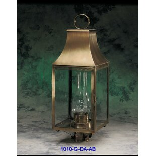 Compare Brook Farm 1-Light Lantern Head By Darby Home Co