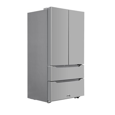 22.5 cu. ft. Counter Depth French Door Refrigerator Thor Kitchen