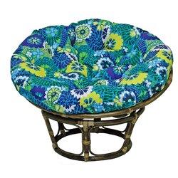 Pampasan Chair bungalow rose benahid papasan chair & reviews | wayfair