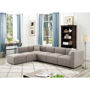 Karol Reversible Modular Sectional