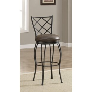Ava 26 Swivel Bar Stool American Heritage