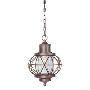 Catt 1-Light Outdoor Hanging Lantern