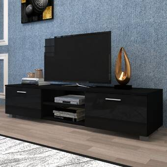 Ivy Bronx Tv Stand For Tvs Up To 70 Reviews Wayfair