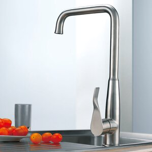 Cadell Single Handle Single Hole Kitchen Faucet