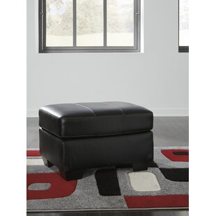 Pleasing Cabrini Leather Ottoman By Latitude Run Ac Pabps2019 Chair Design Images Pabps2019Com