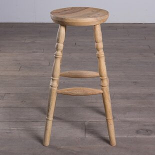 Ouida 24 Bar Stool Bungalow Rose