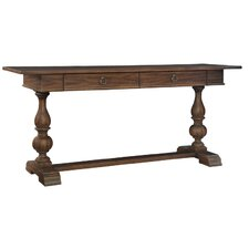 Napa Valley Trestle Console Table by Hekman