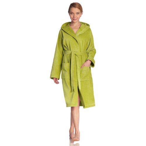 Bademantel Texas Vossen Größe: S| Farbe: Meadow Green | Bad > Sauna & Zubehör > Sauna-Textilien | Vossen
