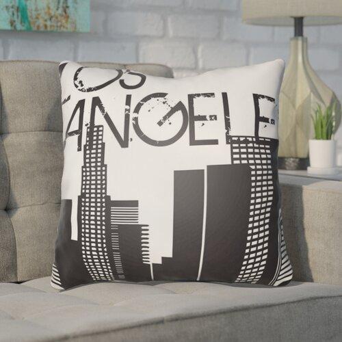 Ivy Bronx Bainum Square Throw Pillow Reviews Wayfair