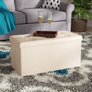 Carden Tufted Storage Ottoman by Winston Porter