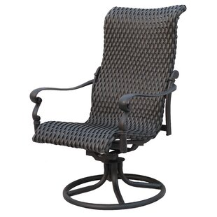Kentland Swivel Patio Dining Chair