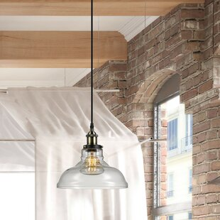 Globe Electric Company Latiya 1-Light Dome Pendant