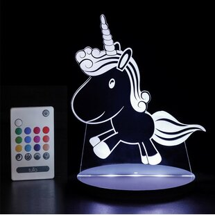 Tulio Dream Lights Unicorn Night Light