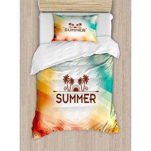 summer duvet cover set