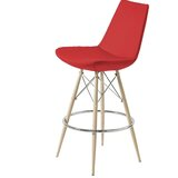 Shinkle Dowel 29 Bar Stool by Brayden Studio®