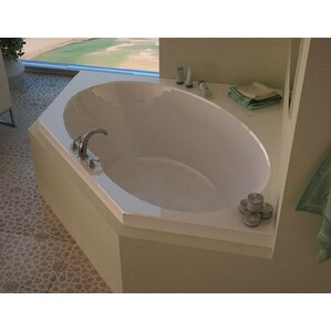 Mini Corner Bathtub   Wayfair
