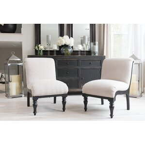 Pawan Fabric Armchair (Set of 2) by Gracie Oaks