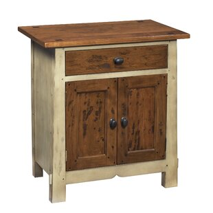 Compare prices 1 Drawer Nightstand by MacKenzie-Dow