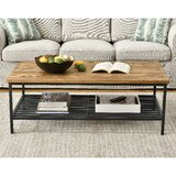 Huntley Coffee Table by Williston Forge