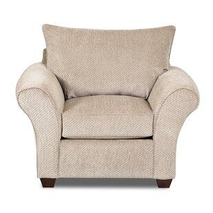 Finn Armchair by Klaussner Furniture
