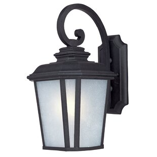 Melrose 1-Light Outdoor Wall Lantern by Darby Home Co