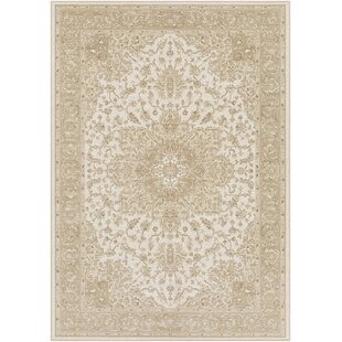 Compare Jayson Oriental Beige/White Area Rug By Ophelia & Co.
