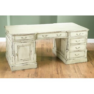 Tierney Executive Desk by AA Importing Herry Up