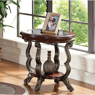 Eastway End Table by Astoria Grand