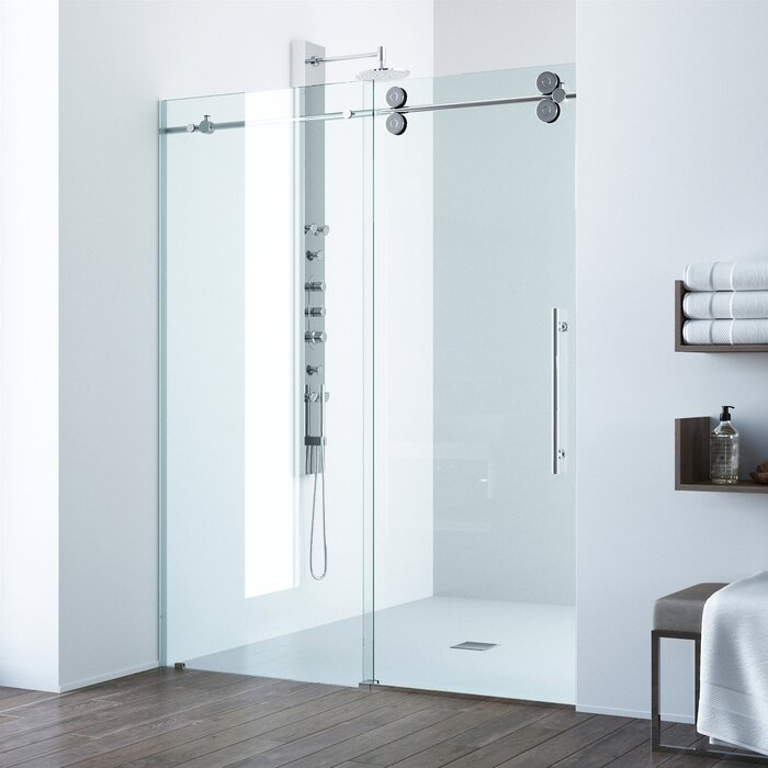 blogs door and disadvantages doors shower advantages gaiaship frameless
